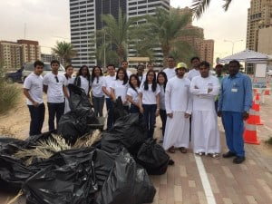 Participation In The DSOA Clean Up Campaign 2016